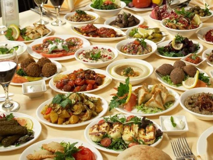 غذاهای خوشمزه در تور ارزان لبنان بیروت
